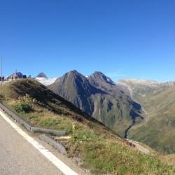 Alpenbrevet Platin / Finale Nufenenpass