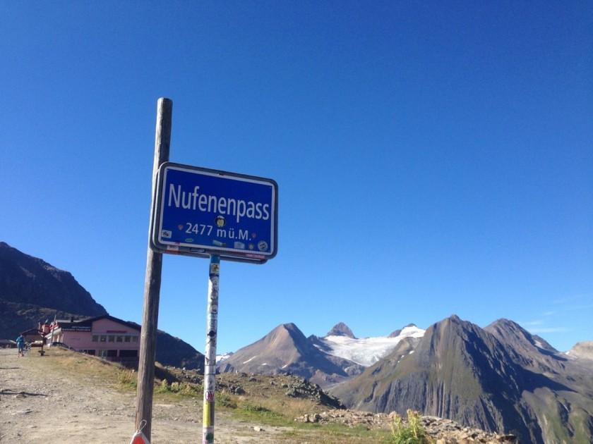 Alpenbrevet Platin / Nufenenpass (2478m)