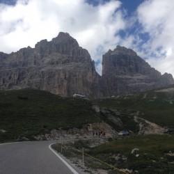 Stoneman Road / Finale Rifugio Auronzo
