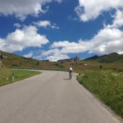 Stoneman Road / Finale Passo Giau