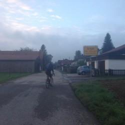 Alpencross Klausen - Arget / Morgen