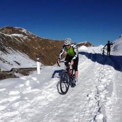 Herbsttour Stilfserjoch / Snowdownhill