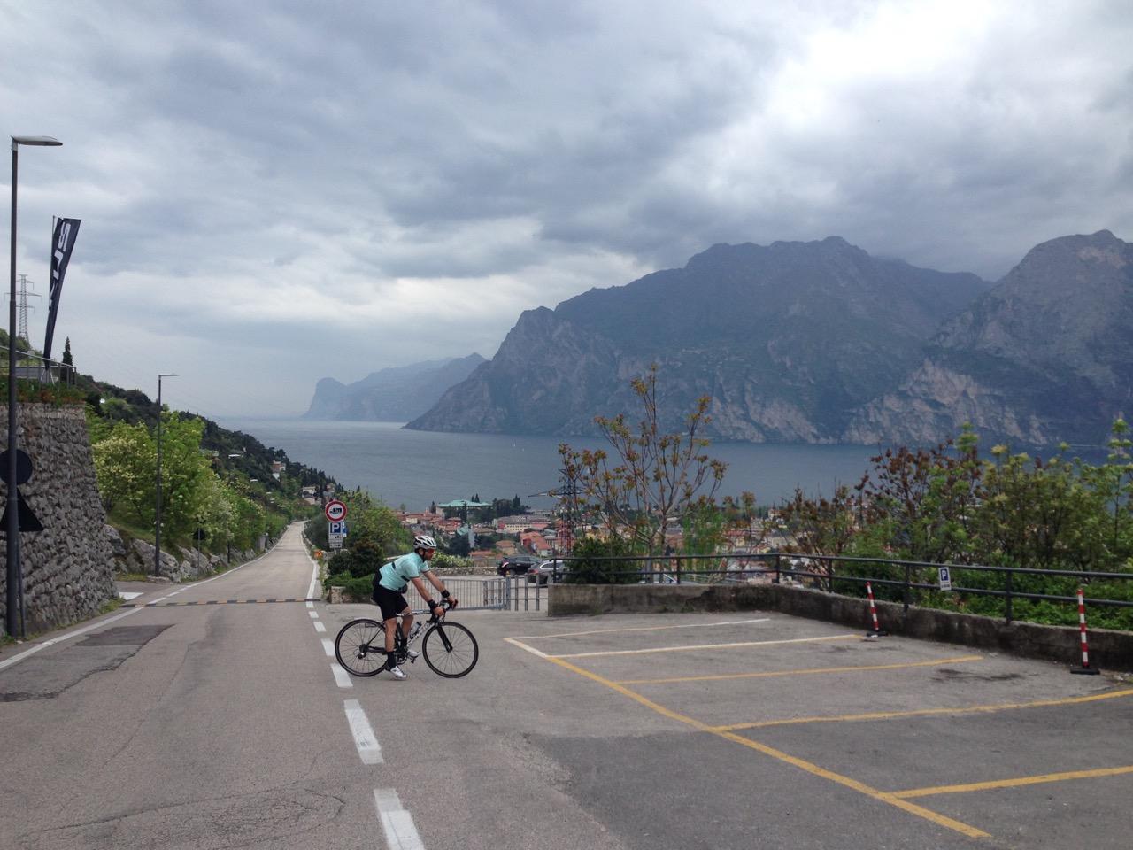 Rennradtour Südtirol - Gardasee / Torbole