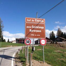 Rennradtour Alte Strasse Nigerpass - Karerpass / Passo Costalunga