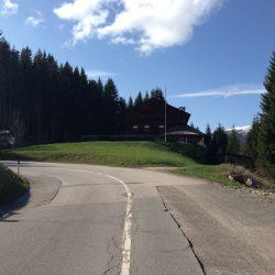Rennradtour Alte Strasse Nigerpass - Karerpass / Rifugio