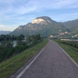 Rennradtour Gardasee / Etschradweg