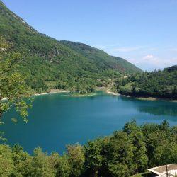 Rennradtour Gardasee / Lago Tenno