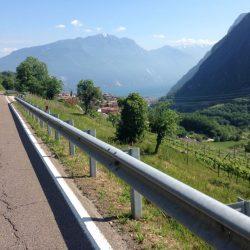 Rennradtour Gardasee / Monte Baldo
