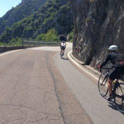 Rennradtour Gardasee / Tolle Strassen