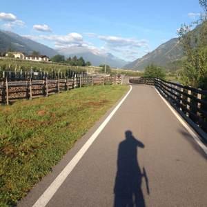 Rennradtour Reschenpass - Brennerpass