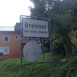 Rennratour Reschen - Brenner: Brennerpass