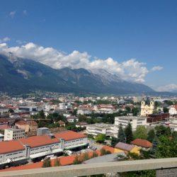 Rennradtour Reschen - Brenner: Innsbruck