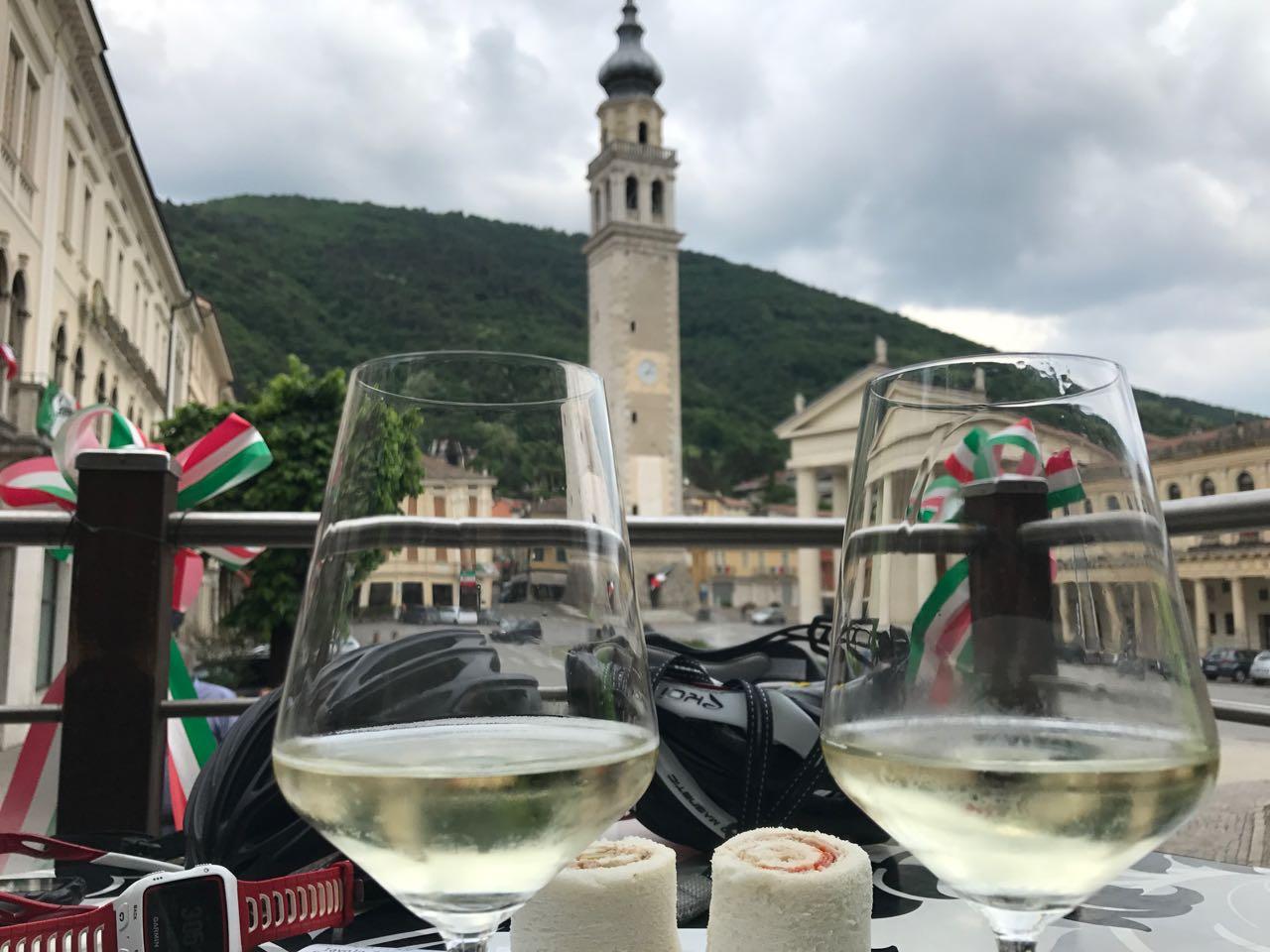 Rennradtour Monte Cesen / Prosecco