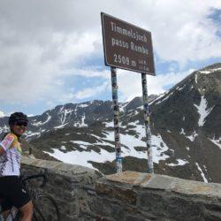 Rennradtour Passo Rombo / Timmelsjoch 2509m