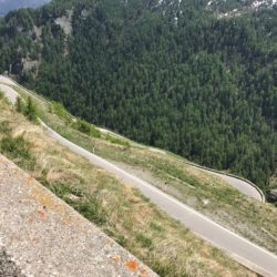 Rennradtour Passo Rombo / Kehren