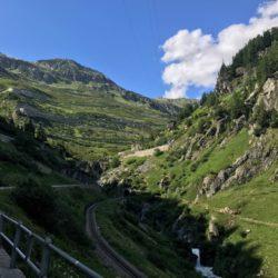 Rennradtour Sanremo - Bolzano: Grimselpass