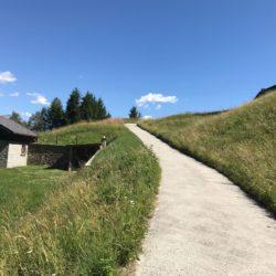Rennradtour Sanremo - Bolzano: Mortirolo Betonpiste