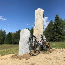 Rennradtour Sanremo - Bolzano: Passo della Foppa