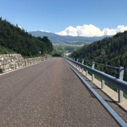 Rennradtour Sanremo - Bolzano: Val di Non