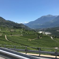 Rennradtour Sanremo - Bolzano: Varen