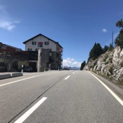 Rennradtour Ofenpass - Norbertshöhe - Reschenpass / Passhöhe Pass da Fuorn