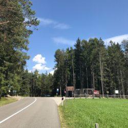 Rennradtour Panidersattel - Seiseralm / Passhöhe Panidersattel
