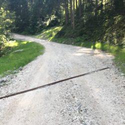 Rennradtour Panidersattel - Seiseralm / Schotterstrecke