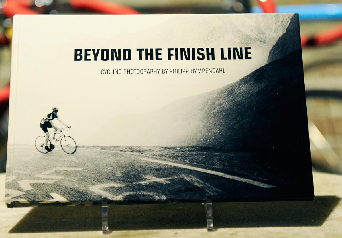 Beyond the finish line
