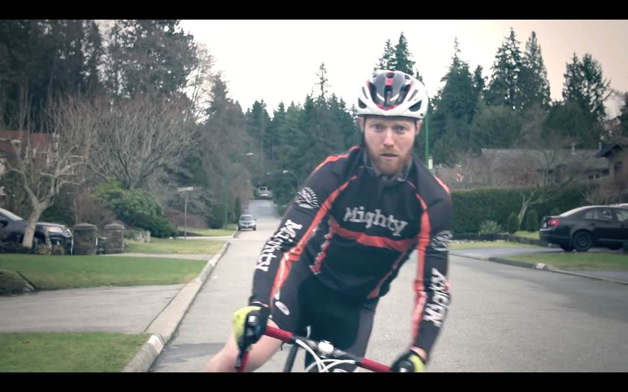 Video How to be a road biker