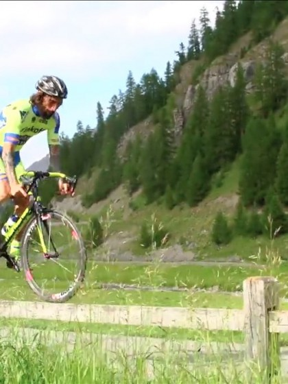 "Video ""Vittorio Brumotti in Livigno"""